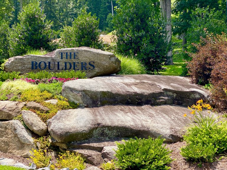 The Boulders Gated Mountain Community