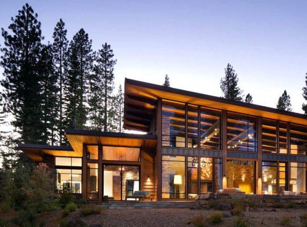 Modern Mountain Home Asheville